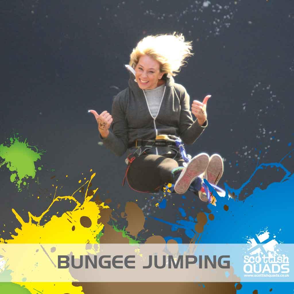 Hen Weekend Bungee Jumping