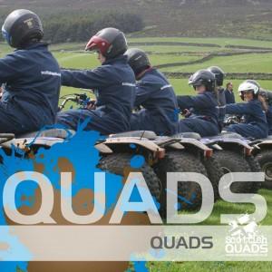 Hen quad bikes Perthshire