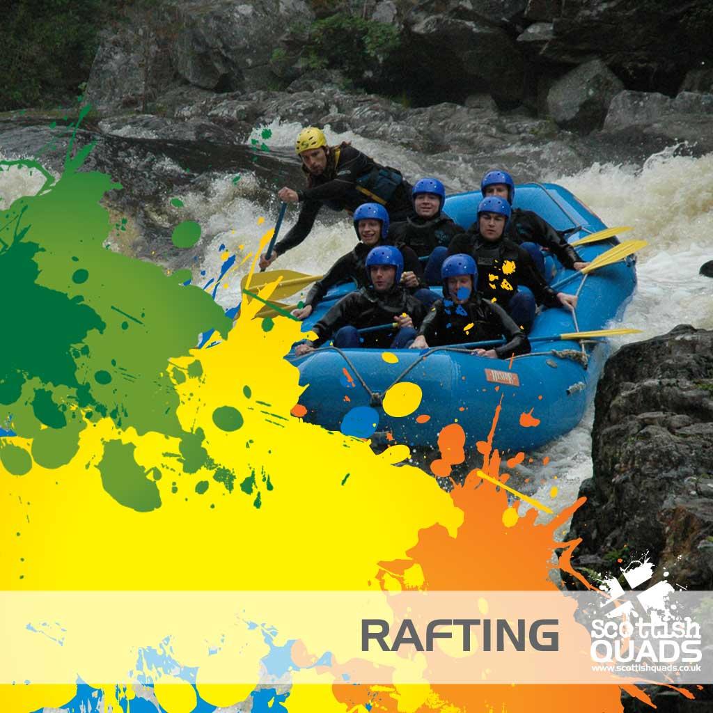 Raft River Tummel