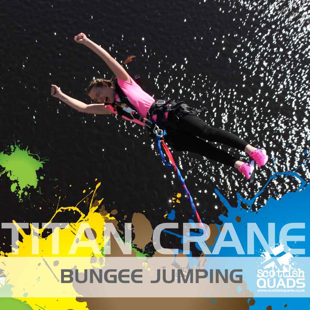 Titan Crane Bungee