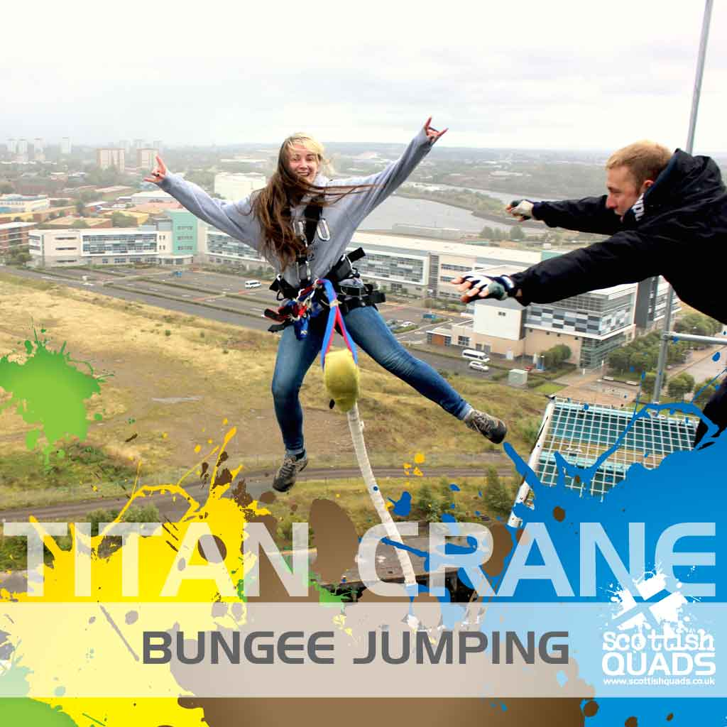 Bungee Titan Crane