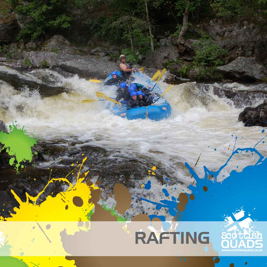 Raft Linn of Tummel