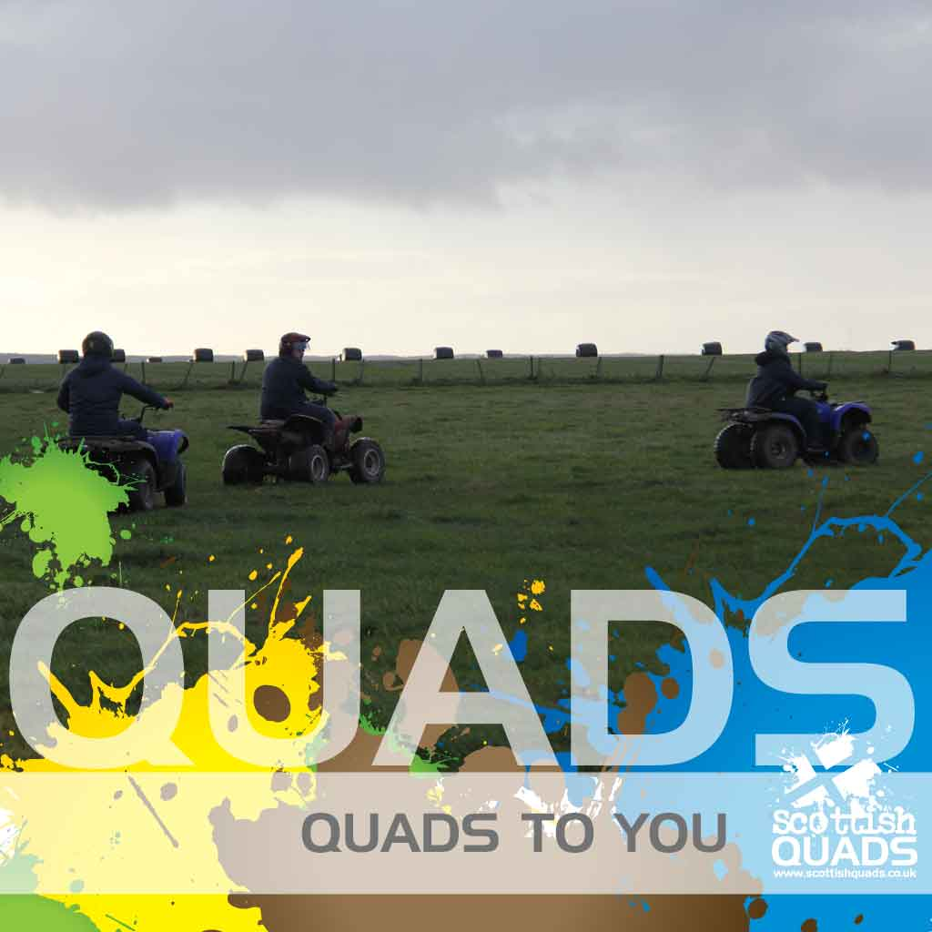 quad biking at your hotel