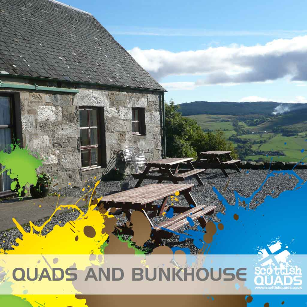 Quads and Bunkhouse
